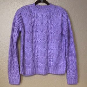 Sweaters - Classic cable knit sweater